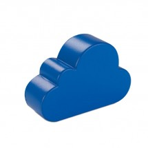 Anti-Stress-Wolke CLOUDY - blau