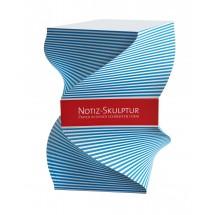 Notiz-Skulptur Form 4