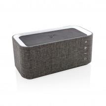 Vogue Wireless-Charger Lautsprecher, grau