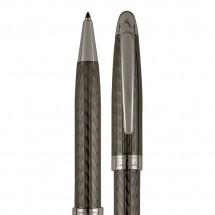 Pierre Cardin®  OLIVIER Drehkugelschreiber gunmetal