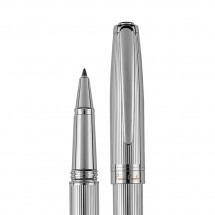 Pierre Cardin®  LAURENCE Rollerball silber