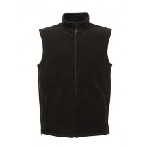 Micro Fleece Bodywarmer - Black