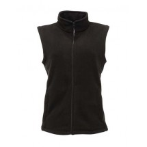 Women´s Micro Fleece Bodywarmer - Black