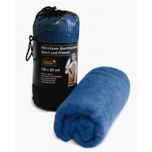Sporthandtuch 60x120 cm blau