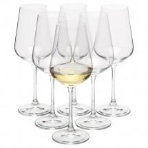 Vanilla Season®  MORETON Weißweingläser 6er transparent