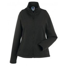 Ladies SmartSoftshell Jacket - Black