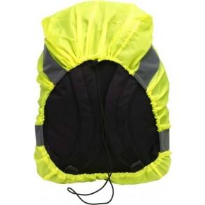 Warnweste/Regenschutz für Rucksäcke