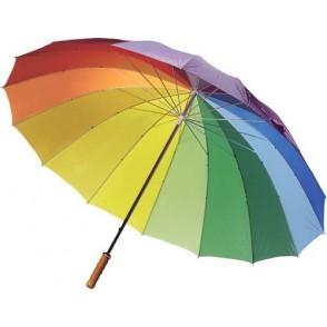 Portierschirm 'Rainbow'