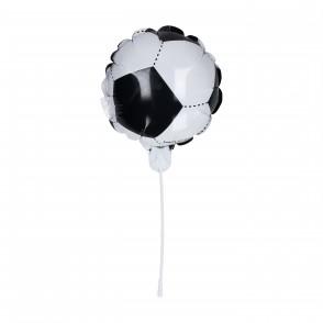 """Luftballon, selbstaufblasend """"Soccer"""" Deutschland, klein"""