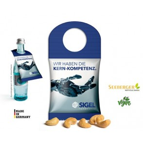 Seeberger Cashewkerne im BottleBag