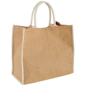 The Large Jute Tasche
