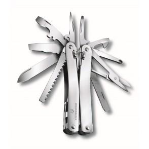 """VICTORINOX Edelstahl Multi-Tool Taschenmesser """"SPIRIT"""""""