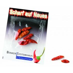 Chili Kärtchen