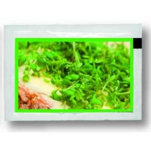 Samentütchen Kresse 80 x 55 mm
