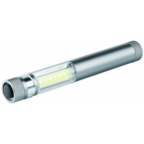 "Metmaxx®LED Megabeam ""WorklightMicroCOB"" silber"