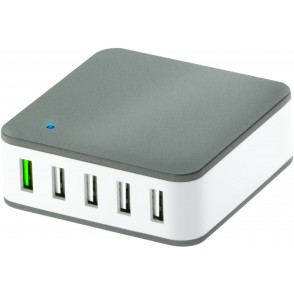 5 Port-USB Quickcharger