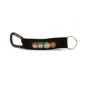 Short-Lanyard - PVC-Badge
