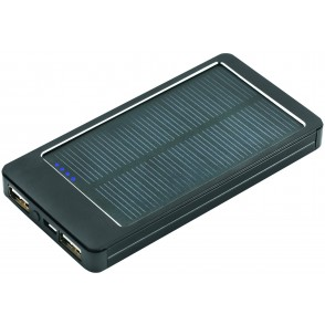 "Metmaxx® Solarcharger ""Solar&ChargePRO"" schwarz"