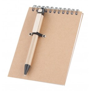 Notizheft mit Kugelschreiber ''Concern''