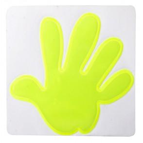 Reflektionssticker Hand ''Astana''