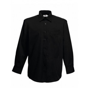 Men´s Long Sleeve Poplin Shirt