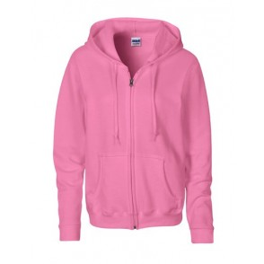 Heavy Blend Ladies´ Full Zip Hooded Sweatshirt