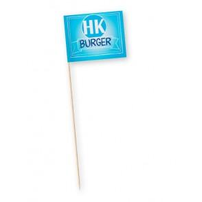 Burgerfähnchen/Sandwichpicker