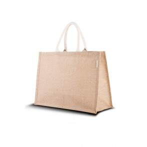 "Jute shopper ""Large"""