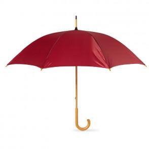 Regenschirm mit Holzgriff CALA