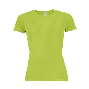 Womens Raglan Sleeves T Sporty