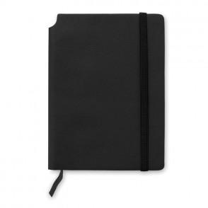 Notizbuch mit PU Cover SOFTNOTE