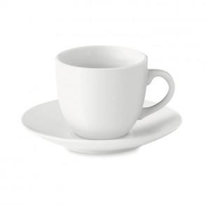 Espresso Tasse und Untertasse ESPRESSO