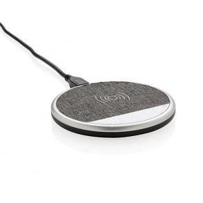 Vogue 5W Wireless-Charger, grau