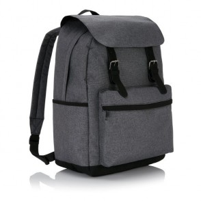 Laptop Rucksack mit magnetischen Schnallenverschlüssen