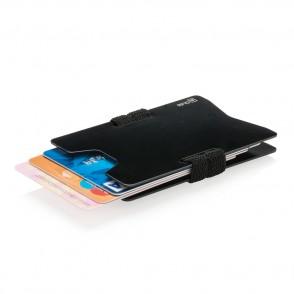 RFID Anti-Skimming Kartenhalter aus Aluminium