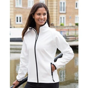 Ladies Printable Soft Shell Jacket