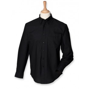 Classic Long Sleeved Oxford Shirt