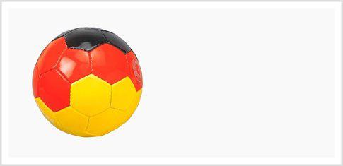 Fußball–Werbeartikel 2018 Werbeartikel