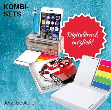 Haftnotizen Kombi-Sets