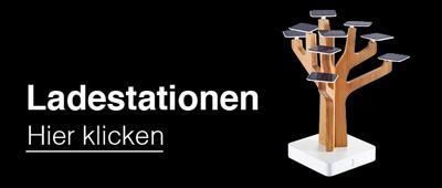 Ladestationen für Uhren und Handys