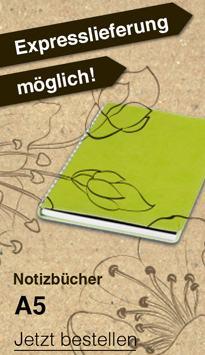 Notizbücher DIN A5