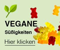 Vegane Süssigkeiten