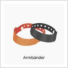 Armbänder als Giveaway