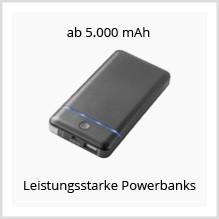 Leistungsstarke Powerbanks als Werbeartikel