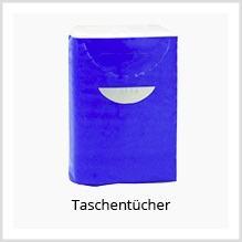 Taschentücher mit Logo